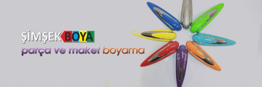 Parça ve Maket Boyama